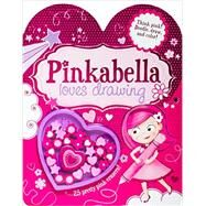 Pinkabella Loves Drawing by Parragon Books, 9781781868546