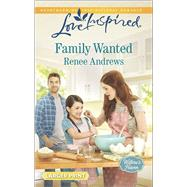 Family Wanted by Andrews, Renee, 9780373818549
