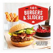 101 Burgers & Sliders by Ryland Peters & Small, 9781849758550