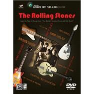 Ultimate Easy Guitar Play-Along the Rolling Stones by Rolling Stones, 9781470618551