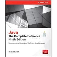 Java, Ninth Edition The Complete Reference by Schildt, Herbert, 9780071808552