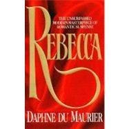 Rebecca by Du Maurier Daphne, 9780380778553