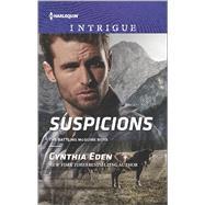 Suspicions by Eden, Cynthia, 9780373698554