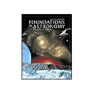 Foundations of Astronomy by Seeds, 9780534378554