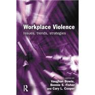Workplace Violence by Bowie,Vaughan, 9781138878556
