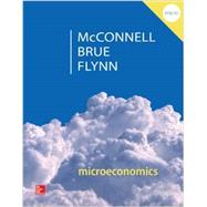 Microeconomics with Connect Access Card by McConnell, Campbell; Brue, Stanley; Flynn, Sean, 9781259278556
