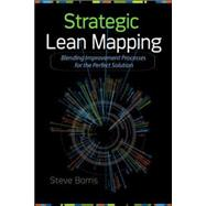 Strategic Lean Mapping by Borris, Steve, 9780071788557