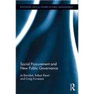 Social Procurement and New Public Governance by Barraket; Jo, 9780415858557