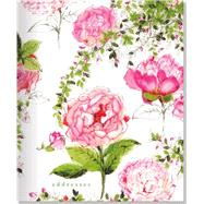Rose Garden Large Address Book by Peter Pauper Press; Wan, Lauren, 9781441318558