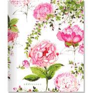 Rose Garden Large Address Book by Peter Pauper Press; Wan, Lauren, 9781441318558