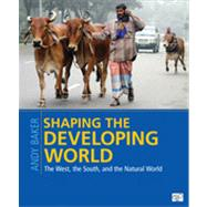 Shaping the Developing World by Baker, Andy, 9781608718559