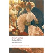 Daisy Miller and Other Stories by James, Henry; Gooder, Jean, 9780199538560