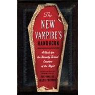The New Vampire's Handbook by GARDEN, JOEGINSBURG, JANET, 9780345508560