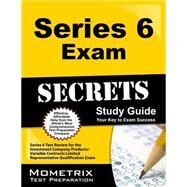 Series 6 Exam Secrets by Mometrix Media LLC, 9781610728560