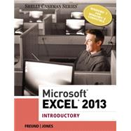 Microsoft Excel 2013 Introductory by Freund, Steven M.; Jones, Mali; Starks, Joy L., 9781285168562