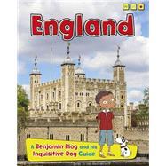 England by Ganeri, Anita, 9781410968562
