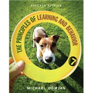 The Principles of Learning and Behavior by Domjan, Michael P., 9781285088563