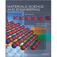 MATERIALS SCIENCE & ENGINEERING by Unknown, 9781119278566