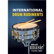 International Drum Rudiments by Black, Dave, 9781470618568