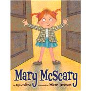 Mary Mcscary by Stine, R.L.; Brown, Marc; Stine, R. L., 9781338038569
