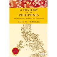 A History of the Philippines by Francia, Luis H., 9781468308570