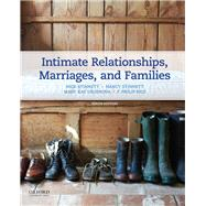 Intimate Relationships, Marriages, and Families by Stinnett, Nancy; Stinnett, Nick; DeGenova, Mary Kay; Rice, F. Philip, 9780190278571
