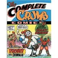 The Complete Crumb Comics 10 by Crumb, R., 9781606998571