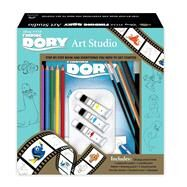 Disney-Pixar Finding Dory Art Studio by Unknown, 9781626868571