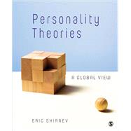Personality Theories by Shiraev, Eric, 9781452268576