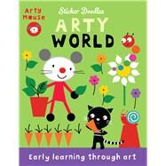 Arty World by Stanley, Mandy, 9781784458577