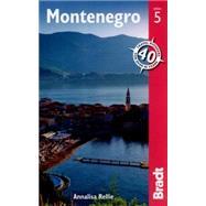 Bradt Travel Guide Montenegro by Rellie, Annalisa; Abraham, Rudolf, 9781841628578