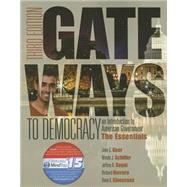 Gateways to Democracy: The Essentials (Book Only) by Geer, John G.; Schiller, Wendy J.; Segal, Jeffrey A.; Glencross, Dana K.; Herrera, Richard, 9781285858579