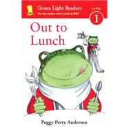 Out to Lunch by Anderson, Peggy Perry, 9780544528581