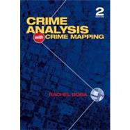 Crime Analysis With Crime Mapping by Rachel Boba, 9781412968584
