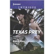 Texas Prey by Han, Barb, 9780373698585