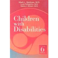 Children with Disabilities by Batshaw, Mark L., 9781557668585