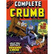 The Complete Crumb Comics 16 by Crumb, R., 9781606998588
