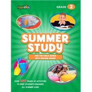 Summer Study: For the Child Going into Second Grade by Unknown, 9781411478589