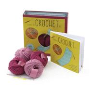 Learn to Crochet Kit by Burger, Deborah, 9781589238589