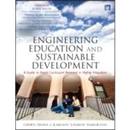 Higher Education and Sustainable Development by Desha, Cheryl; Hargroves, Karlson, 9781844078592