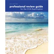Professional Review Guide for the CCA Examination, 2016 Edition includes Quizzing, 2 terms (12 months) Printed Access Card by Schnering, Patricia, 9781305648593