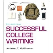 Successful College Writing Skills, Strategies, Learning Styles by McWhorter, Kathleen T., 9781319058593