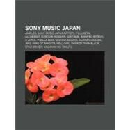 Sony Music Japan by , 9781157138594