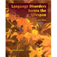 Language Disorders Across the LifeSpan by Vinson, Betsy P., 9781435498594
