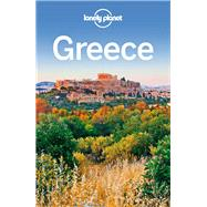 Lonely Planet Greece by Miller, Korina; Armstrong, Kate; Averbuck, Alexis; Bain, Carolyn, 9781743218594