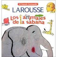 Los Animales de La Sabana by Ruillier, Jerome, 9789702208594