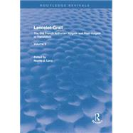 Lancelot-Grail: Volume 5 (Routledge Revival) by Lacy,Norris, 9781138868595