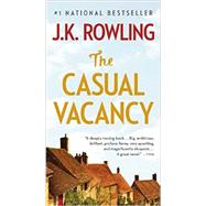 The Casual Vacancy by Rowling, J. K., 9780316228596