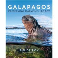 Galapagos Preserving Darwin's legacy by Roy, Tui de, 9781472928597