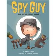 Spy Guy by Young, Jessica; Santoso, Charles, 9780544208599